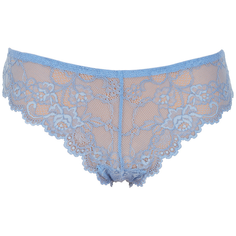 TRIUMPH TEMPTING LACE BRAZILIAN STRING 10182559 C