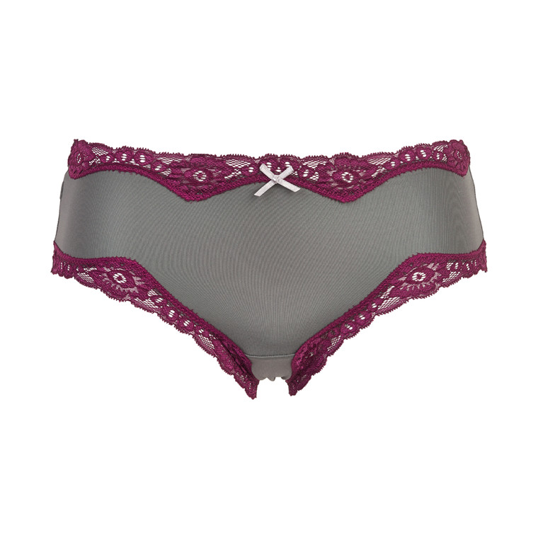 TRIUMPH BRIEF MICRO AND LACE HIPSTER S