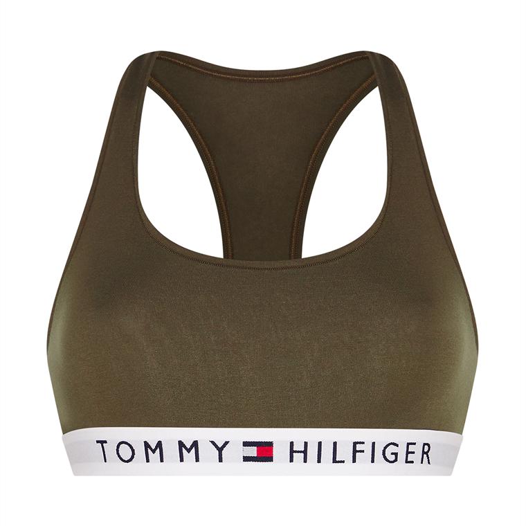 TOMMY HILFIGER LINGERI BRALETTE 02037 RBN