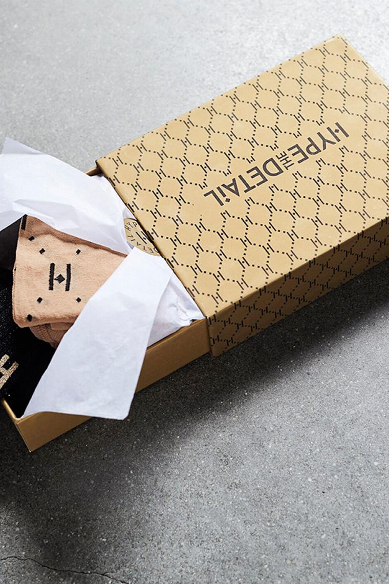 HYPE THE DETAIL LOGO BOX 16034-9000