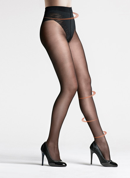 DECOY BODY/LEG OPTIMIZER TIGHTS 30 DEN. - 16740