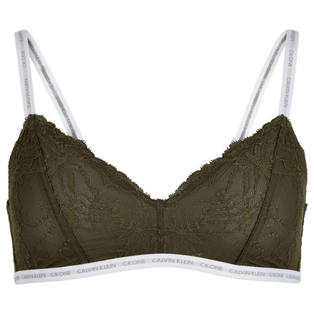 CALVIN KLEIN UNLINED TRIANGLE F5987 MP8