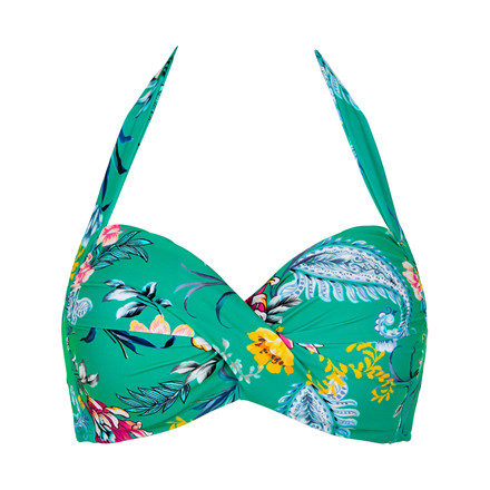 Seafolly Water Gardem Top Grøn 30806-489