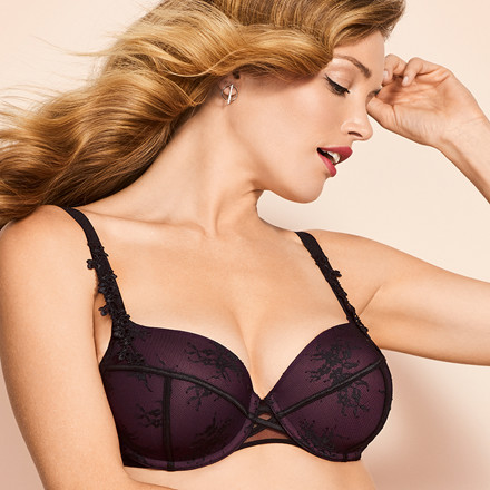 TRIUMPH BEAUTY-FULL LACE-UP WP BH 10188925 0004