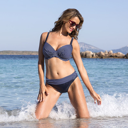 Wiki Capo Ferro Balconette Bikini Top 576-3464