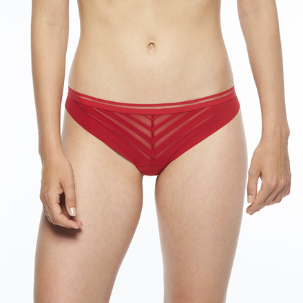 PASSIONATA GRAPHIC STRING 7847-OYU