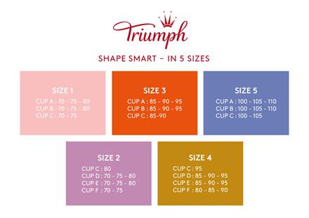 TRIUMPH SHAPE SMART BRA BH 10209594 00EP