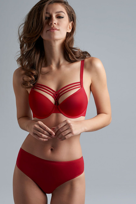 Marlies Dekkers Paris Push-up Bh Rød 18141