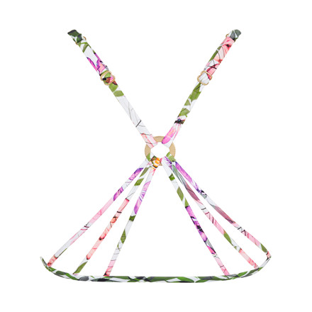 TRIUMPH DELICATE FLOWERS PU BIKINI TOP 10194675 M019