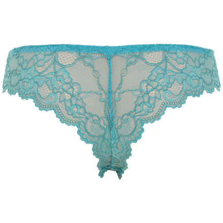 TRIUMPH TEMPTING LACE BRAZILIAN STRING 10182559