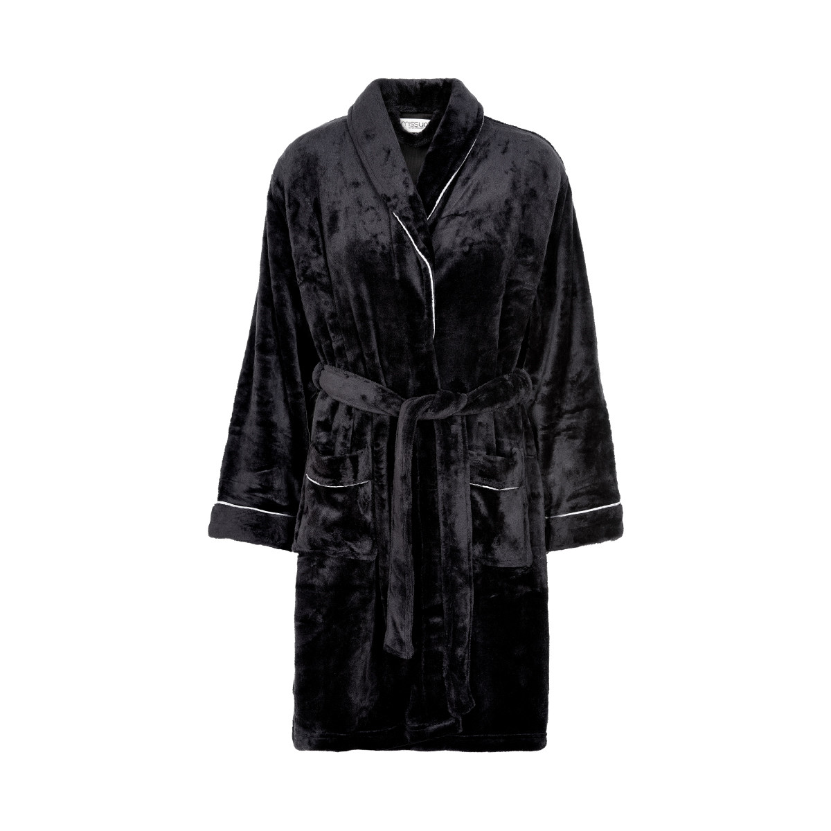 MISSYA TULA SHORT FLEECE ROBE 12970 b27c65885
