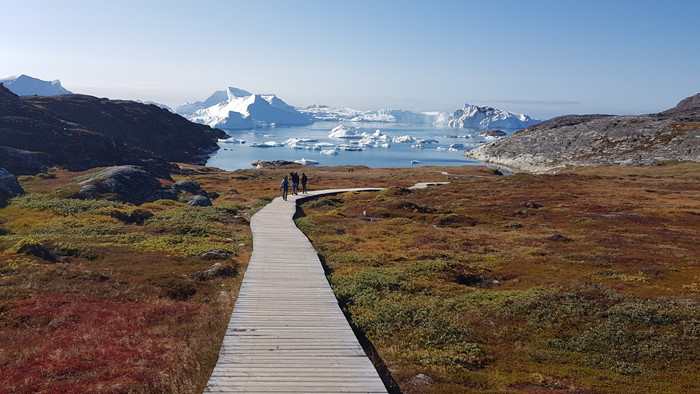 Rejs til Grønland med Topas - din garanti for en unik rejse!
