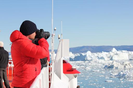 Grønland fra Syd til Nord