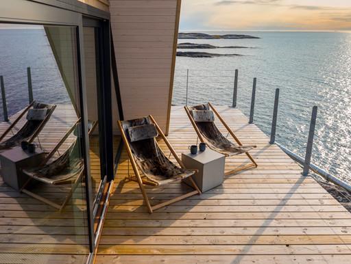 NYHED! Ilulissat & Ilimanaq Lodge