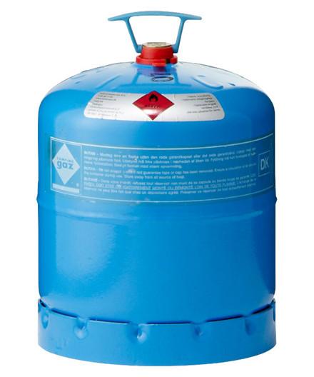 Kosangas 3 kg Campingaz blå CGI flaske - UDEN GAS