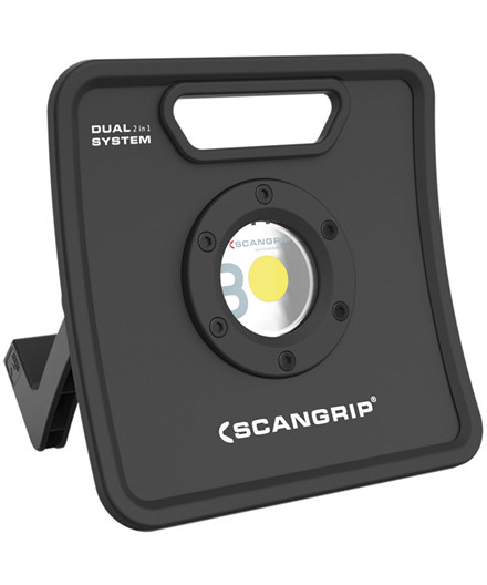 Scangrip Nova 3K C+R LED arbejdslampe