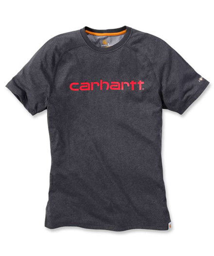 Carhartt Force Cotton Delmont Graphic T-shirt