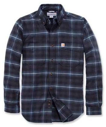 Carhartt Emea Slim Fit Hamilton Plaid L/S skjorte