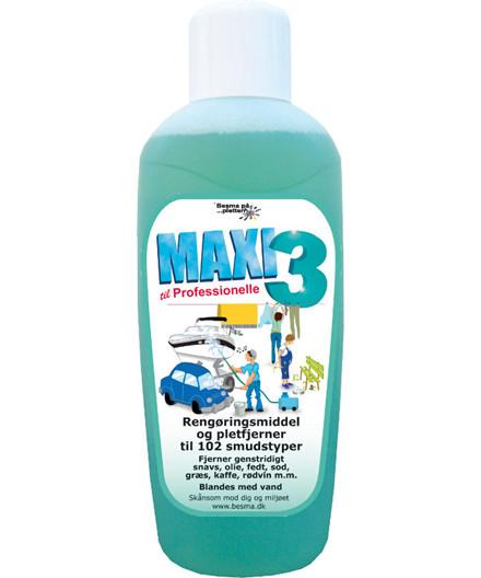 Maxi3 1L - all-round rengøringsmiddel