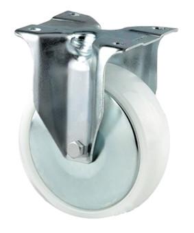 Fast hjul Ø100 mm - maks. 200 kg