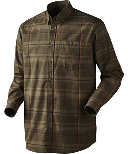 Seeland Hammond skjorte - fall valley check