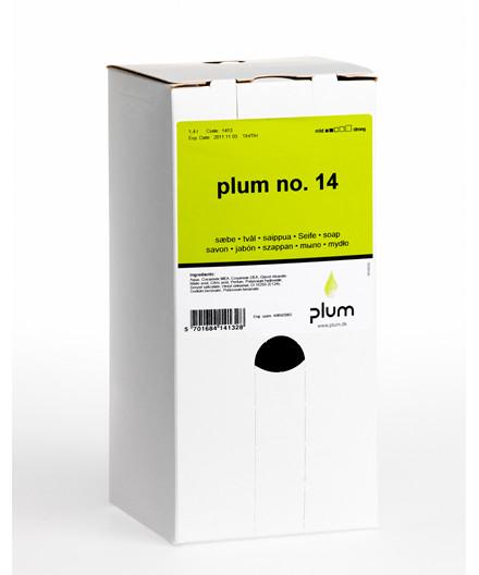 Plum No. 14 Håndsæbe 1,4L