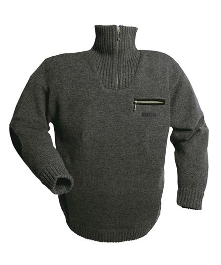 Härkila Annaboda sweater flintgrå
