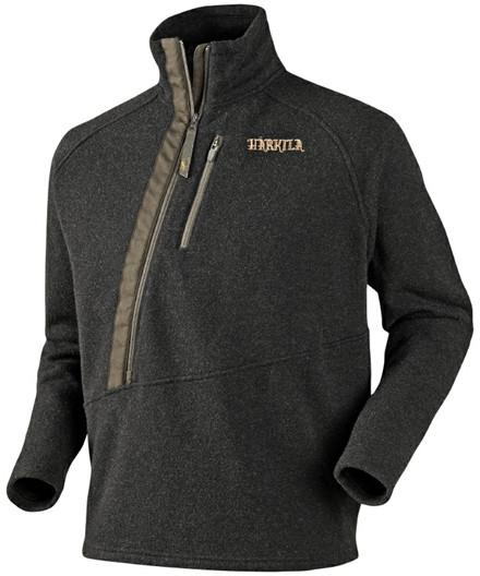 Härkila Nite pullover - Charcoal Grey