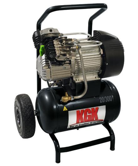 KGK kompressor 20/300