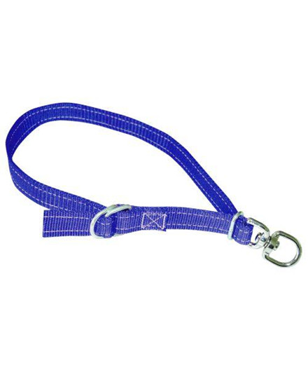 Fårehalsbånd - blå