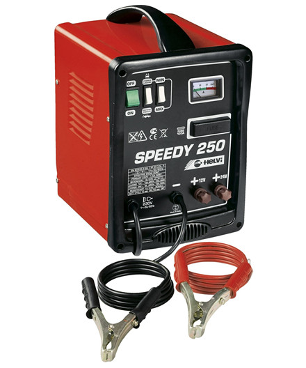 KGK Speedy 250 batterilader 12/24V