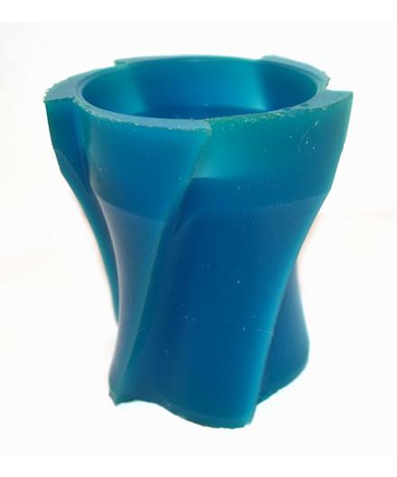 Valse 85 mm blå 5 tands