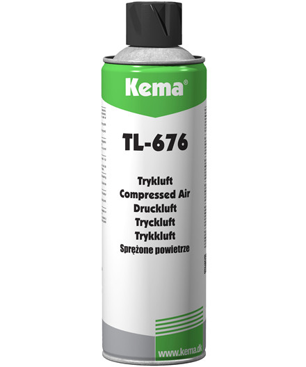 Kema trykluft TL-676 300 ml