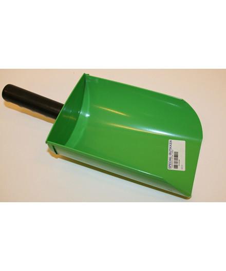 Foderskovl pulverlakeret - 2 kg