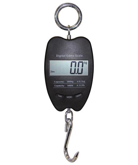 Ryom digital hængevægt - 200 kg