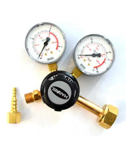 Harris 801 reduktionsventil - nitrogen