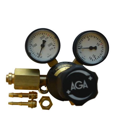 AGA reduktionsventil til CO2