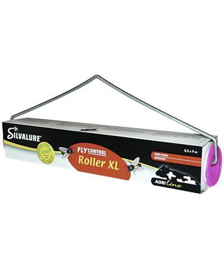Silvalure Fly Control Roller XL fluegardin