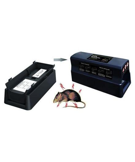 Rottefælde elektrisk