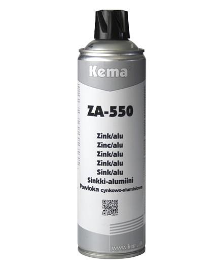 Kema zink-alu spray ZA-550