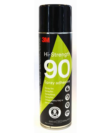 3M Hi-Strength 90 spraylim - stærk