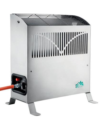 Biogreen Frosty 2500 drivhusvarmer