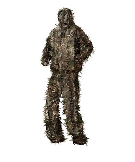 Seeland Leafy camouflagesæt