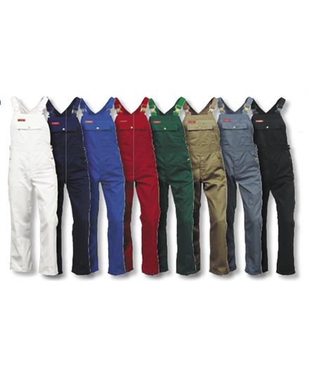 Kansas Luxe overalls med ekstra benlængde