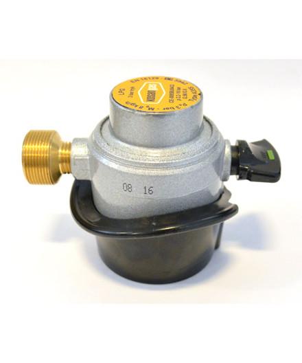 Kobling til flasker med click-on ventil - 22,1 x 1/22 V afgang