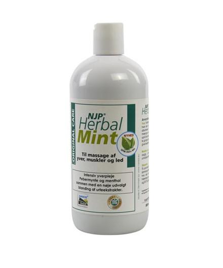 NJP Herbal Mint liniment 500 ml