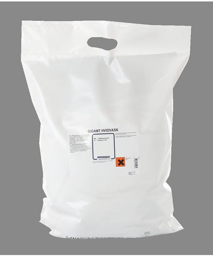 Gigant Vaskepulver 12,5 kg hvid vask
