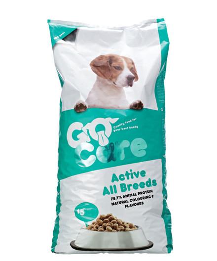 Go Care Active hundefoder 15 kg