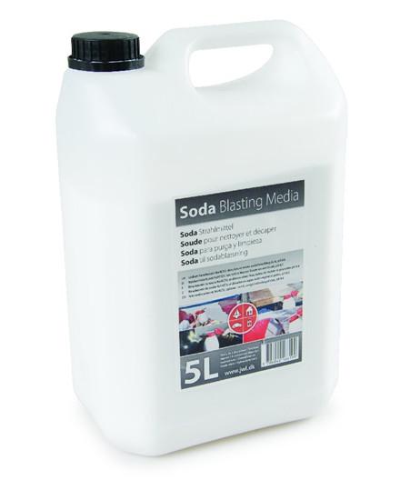 JWL sodapulver 5 liter