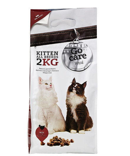 Go Care Royal Kitten kattefoder 2 kg